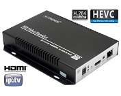 IRENIS HDE-265 IP HEVC Encoder with HDMI input