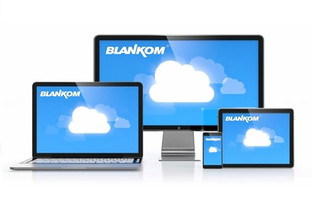 BLANKOM PC mobile device control